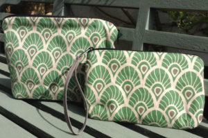 green wash bags
