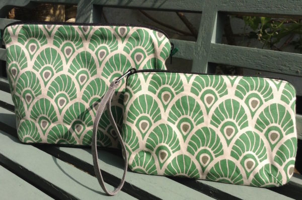 green wash bags