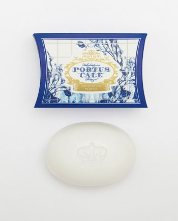 Portus Cale Gold & Blue soap