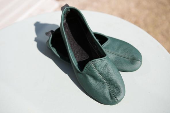 Leather Turkish Slippers   Malabar