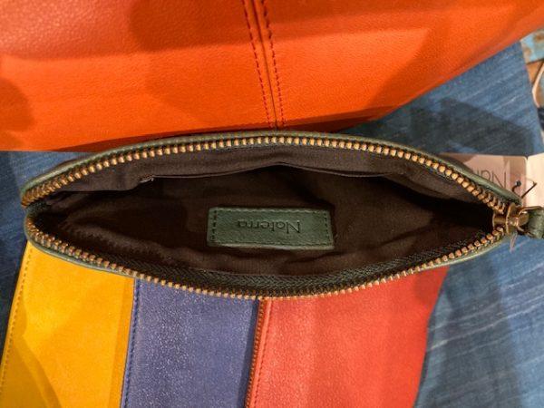 bag inside view