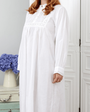 polo long sleeve nightie