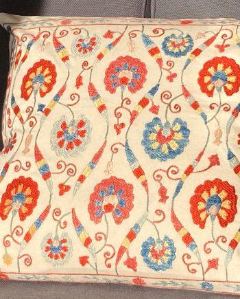 Suzani cushion